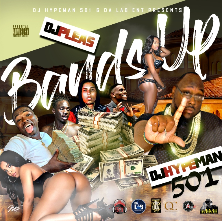 Bands UP-Mixtape Cover(FINAL)