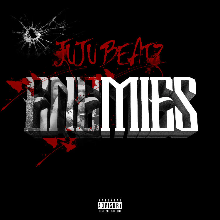 JUJU BEATZ ENEMIES COVER
