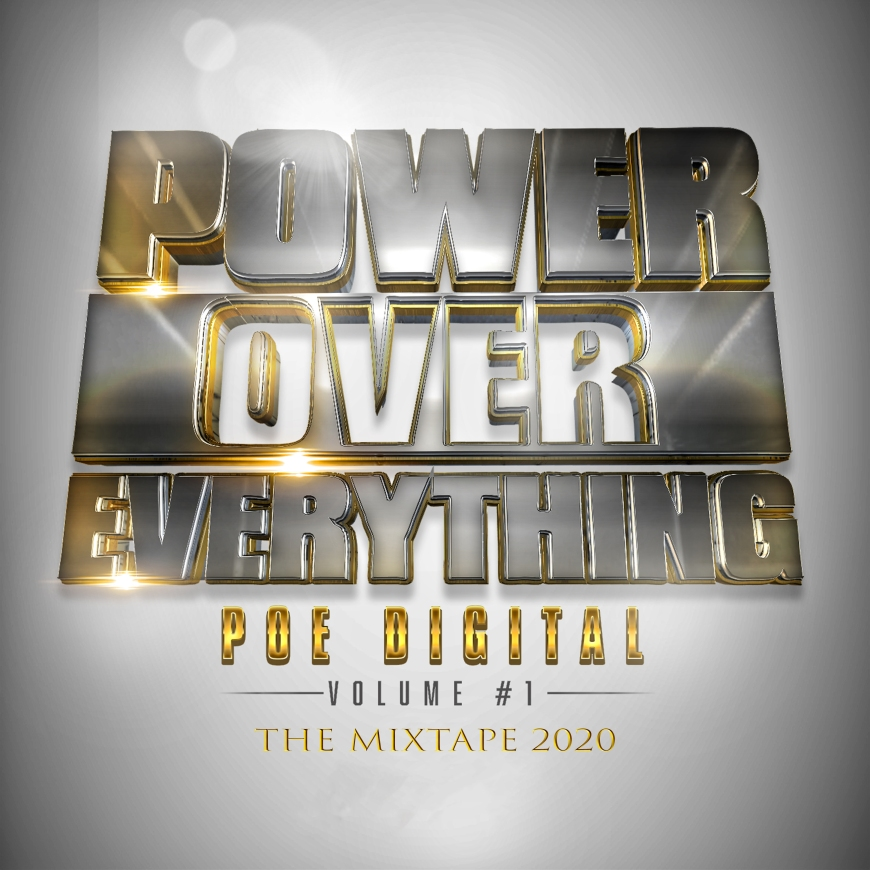 Power Over Everthing Mixtape Cover